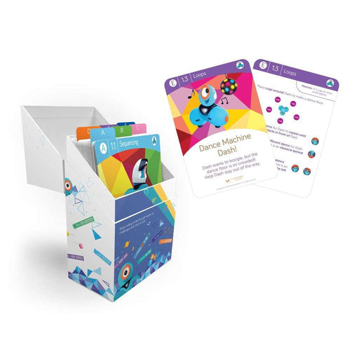 Learn to Code Challenge Card Set