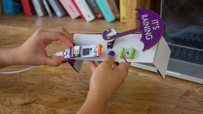 littleBits CloudBit Starter Kit rev B