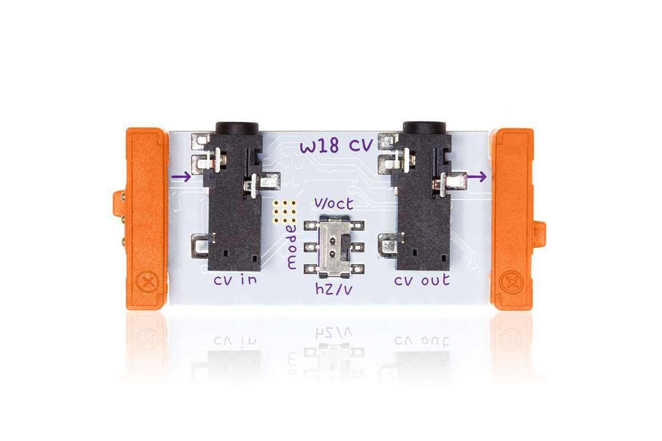 littleBits Control Voltage (CV)
