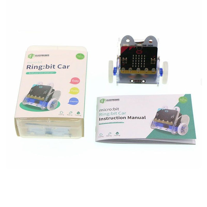 ElecFreaks ring:bit car v2 for micro:bit (uten micro:bit)