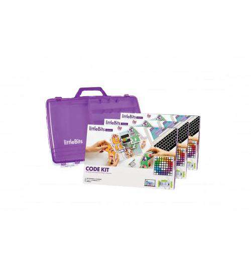 littleBits Code Kit 9 student Class Pack
