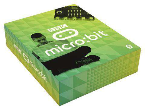 ElecFreaks micro:bit Basic Kit Club Bundle (10 stk med micro:bit)