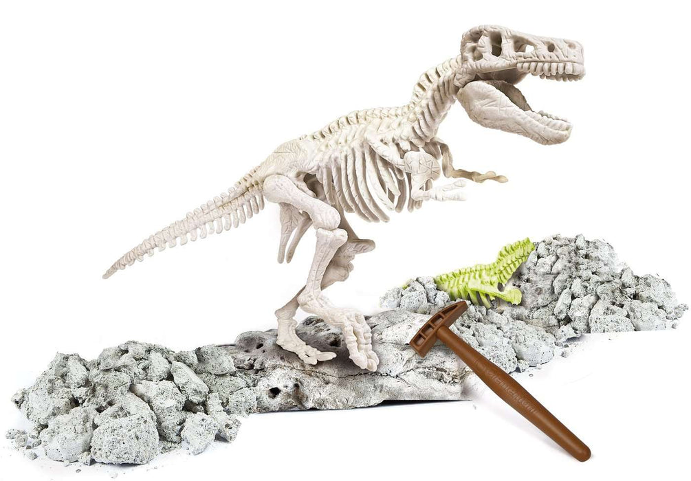 Clementoni DIG LINE: T-Rex Glow in the dark
