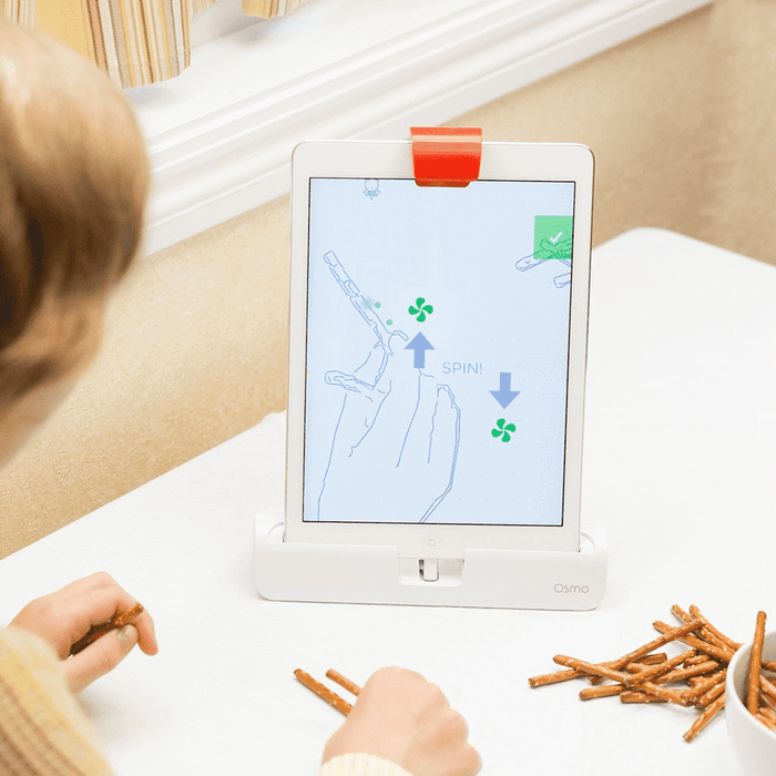 Osmo Genius Kit (startpakke + Words + Tangram + Numbers)