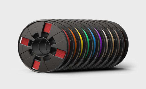 MakerBot PLA Filament 1.75 mm Small 10-Pack