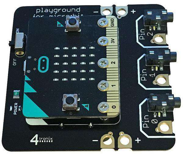 4tronix Playground for Microbit