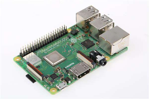 Raspberry Pi 3 Model B+ 1GB (GbLan,DualBand)— n00b.no