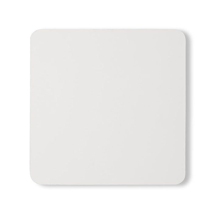 Cricut Infusible Ink Aluminium Coasters 4-pack (White, Square)