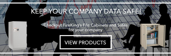 Fireproof File Cabinets and Safes