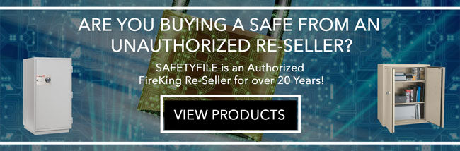 SAFETYFILE Authorized FireKing Reseller
