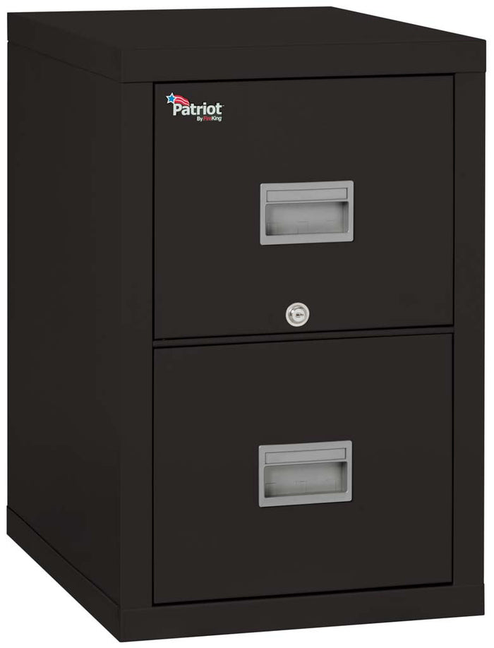 "Patriot 2P1825-C two Drawer 25"" Deep Vertical legal / Letter Size File Cabinet"
