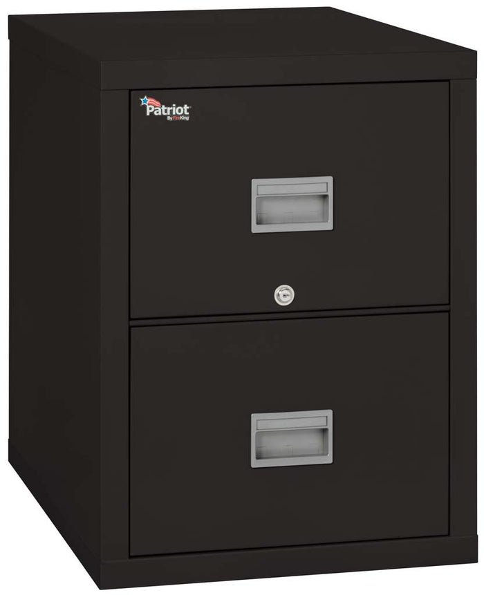 "Patriot 2P2131-C two Drawer 31"" Deep Vertical Legal Size File Cabinet"