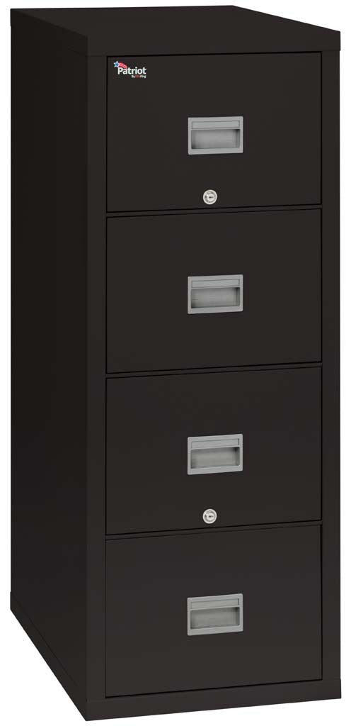 "Patriot 4P1825-C four Drawer 25"" Deep Vertical legal / Letter Size File Cabinet"