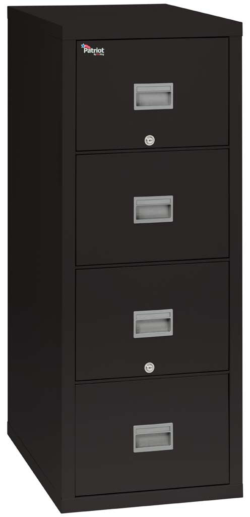 "Patriot 4P2131-C Four Drawer 31"" Deep Vertical Legal Size File Cabinet"