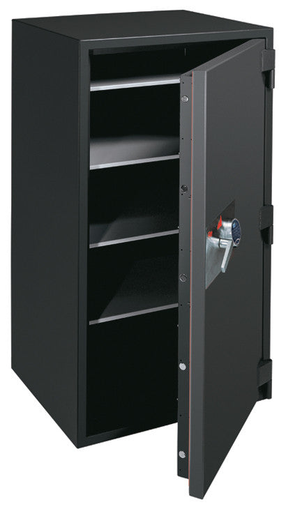 FireKing FB5428-1 1-Hour Fireproof Burglary Rated Safe Open