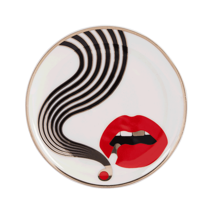 JONATHAN ADLER X HIGHER STANDARDS SMOLDER COASTERS