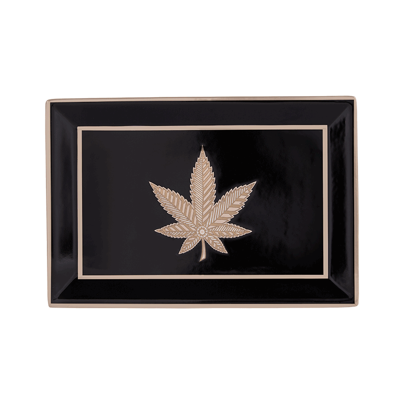 Higher Standards x Jonathan Adler Hashish Valet Tray