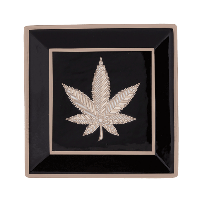 JONATHAN ADLER X HIGHER STANDARDS HASHISH SQUARE TRAY