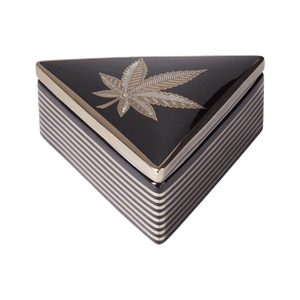 JONATHAN ADLER X HIGHER STANDARDS HASHISH TRIANGLE BOX