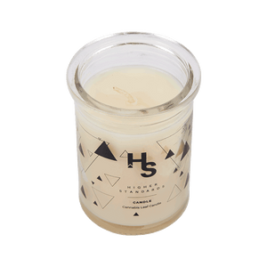 HIGHER STANDARDS LEAF FIELD JAR CANDLE