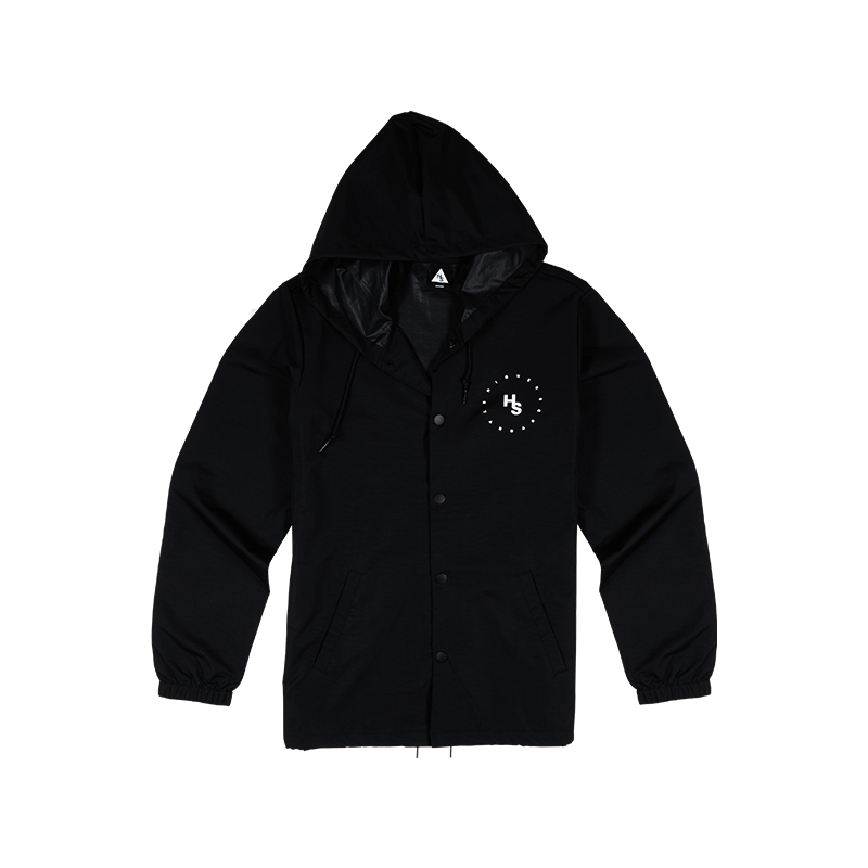 HIGHER STANDARDS COACHES JACKET