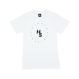 Higher Standards Circle Screen-Printed Cotton Tee