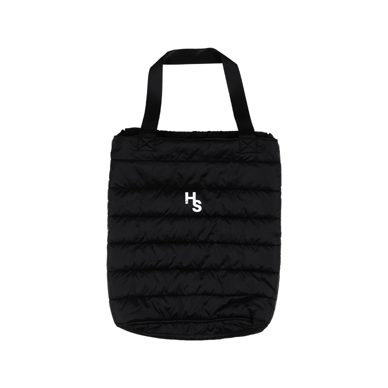 HIGHER STANDARDS STUFFABLE DOWN TOTE