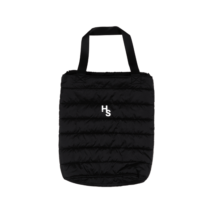 HS STUFFABLE DOWN TOTE