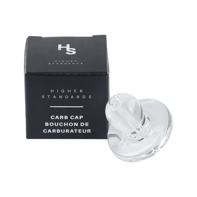 Higher Standards Glass UFO Carb Cap