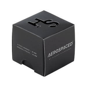 Aerospaced By Higher Standards Grinder - 4 PC 1.6""
