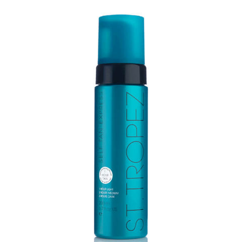 St Tropez Express Bronzing Mousse 200ml
