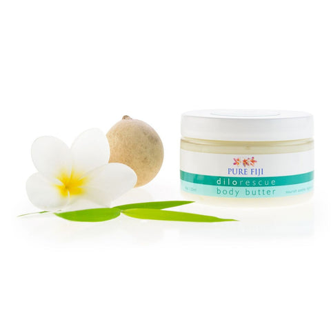 Pure Fiji Dilo Rescue Body Butter 120ml