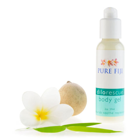 pure fiji dilo rescue body gel