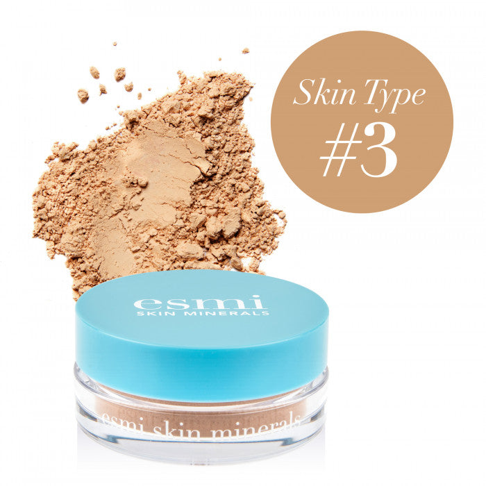Esmi Mineral Powder Foundation