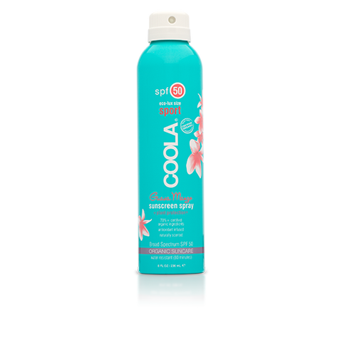 SPORT SPF 50 SUNSCREEN SPRAY GUAVA MANGO