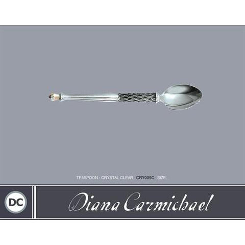 Teaspoon Crystal - Crystal d'Afrique - Diana Carmichael - Goodieshub.com