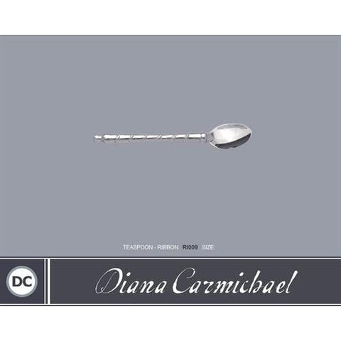 Teaspoon - Ribbon Collection - Diana Carmichael - Goodieshub.com