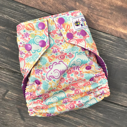 Tootaloo OS Pocket Diaper + Insert