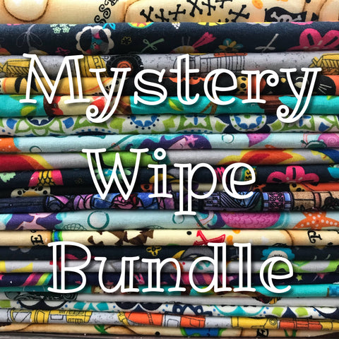 MYSTERY Cloth Wipes (Set of 6)