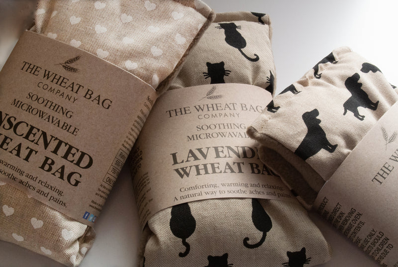Wheatbag - lavender & unscented