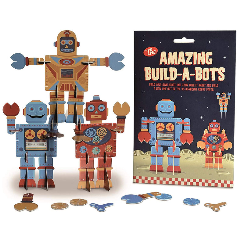 Build-a-bots Creative Toy Set