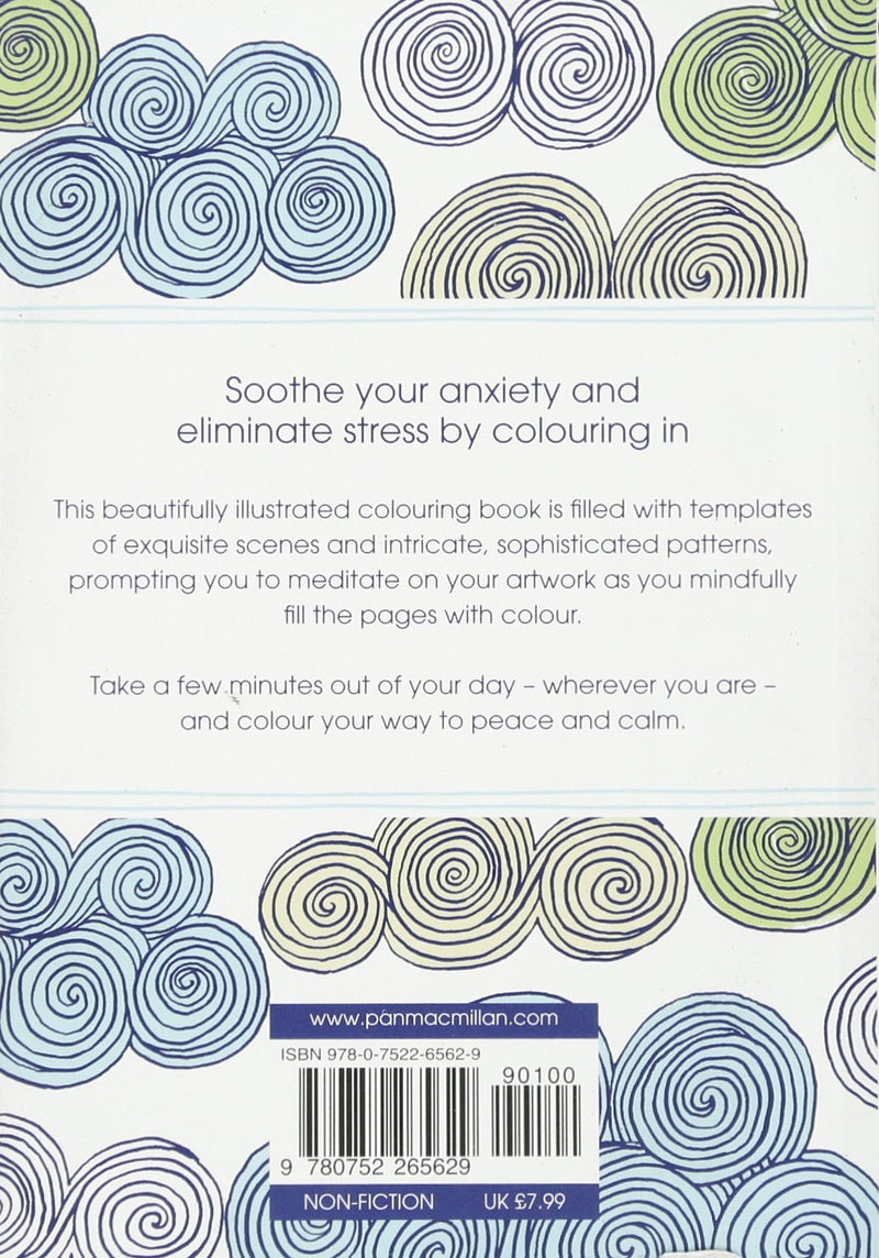 Book -  Mindful Colouring for Adults