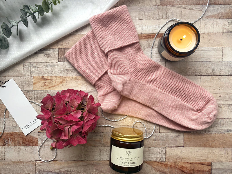 Cosy Up in Cashmere Gift Package