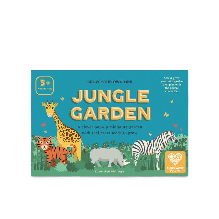 Grow Your Own Jungle