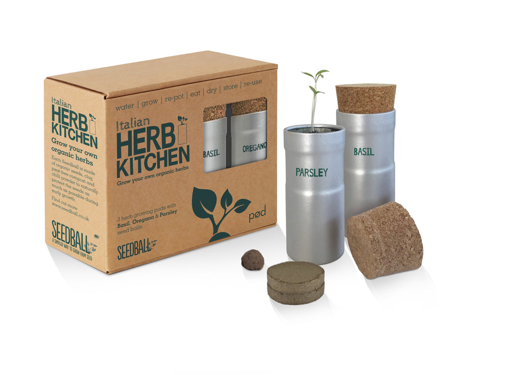 Italian Herb Kitchen