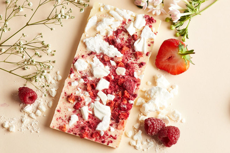 Eton Mess Chocolate Bar - Kacao
