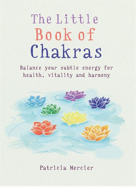 Book -Little Book of Chakras
