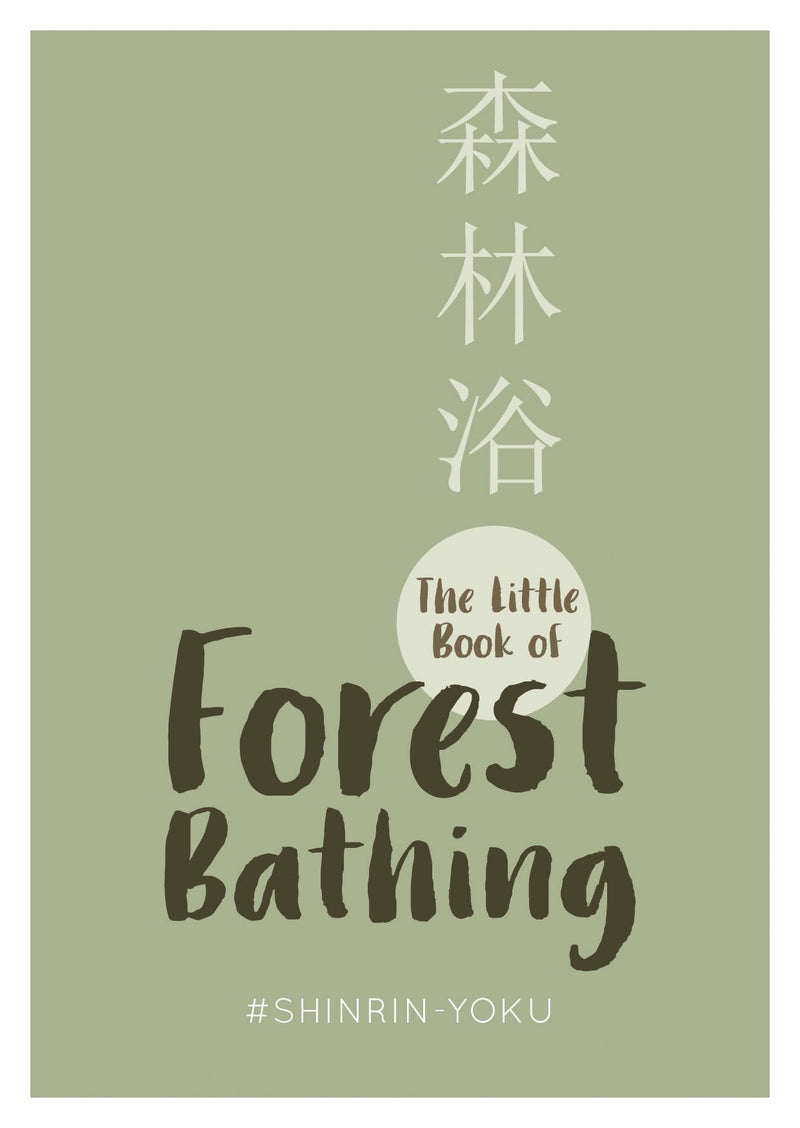Book -Little Book of Forest Bathing