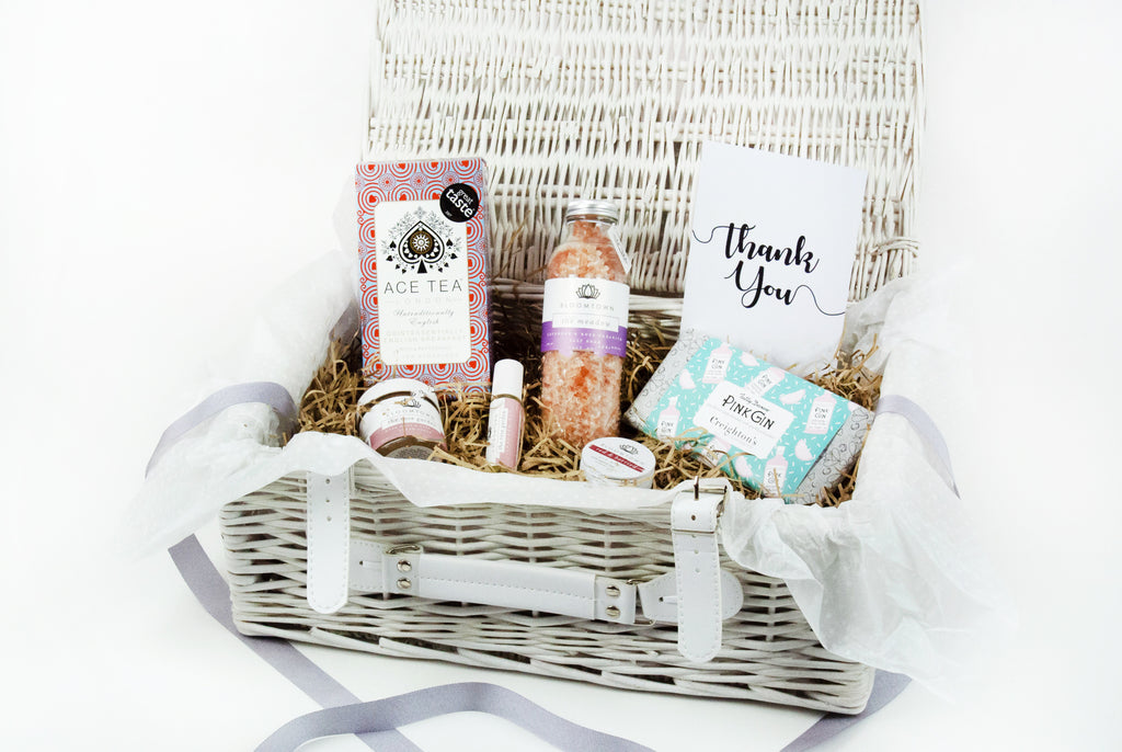 Make your own gift box or hamper