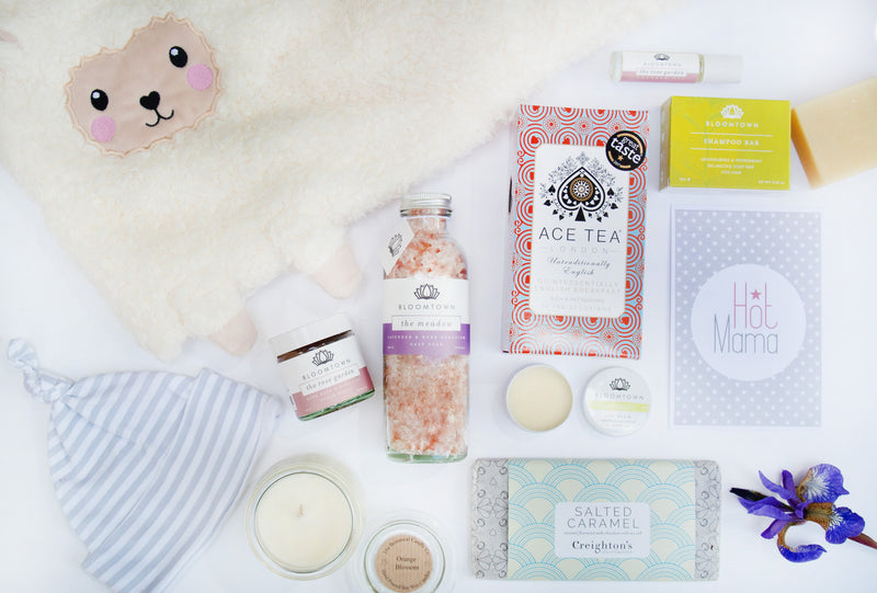 Luxury New Mum & Baby Care Package